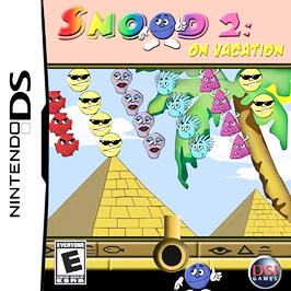 Snood 2: On Vacation - DS - Used