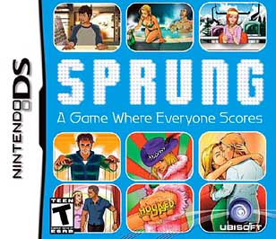 Sprung - DS - Used
