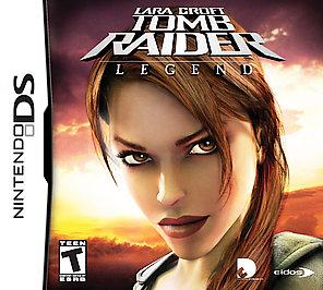 Tomb Raider: Legend - DS - Used