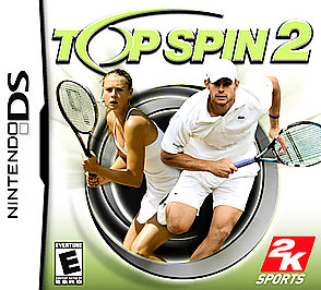 Top Spin 2 - DS - Used