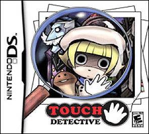Touch Detective - DS - Used