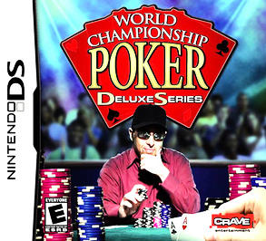 World Championship Poker: Deluxe Series - DS - Used
