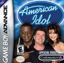 American Idol - GBA - Used