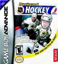 Backyard Hockey - GBA - Used