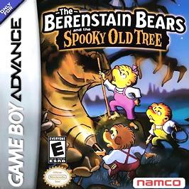 Berenstain Bears and the Spooky Old Tree - GBA - Used
