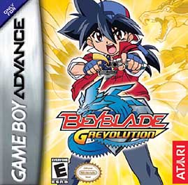 Beyblade: GRevolution - GBA - Used