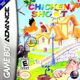 Chicken Shoot - GBA - Used