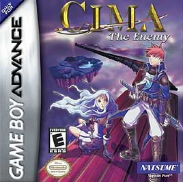 Cima: The Enemy - GBA - Used