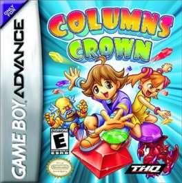 Columns Crown - GBA - Used