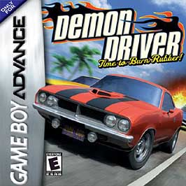 Demon Driver - GBA - Used