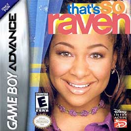 Disney's That's So Raven - GBA - Used