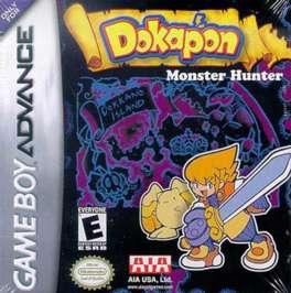 Dokapon: Monster Hunter - GBA - Used