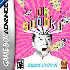 Dr. Sudoku - GBA - Used