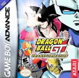 Dragon Ball GT: Transformation - GBA - Used