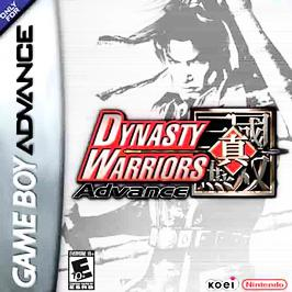 Dynasty Warriors Advance - GBA - Used