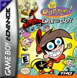 Fairly OddParents: Enter the Cleft - GBA - Used