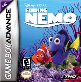 Finding Nemo - GBA - Used
