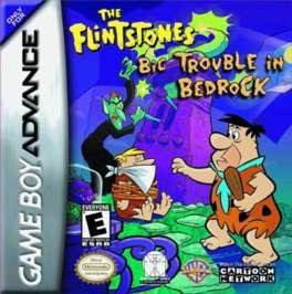 Flintstones: Big Trouble in Bedrock - GBA - Used