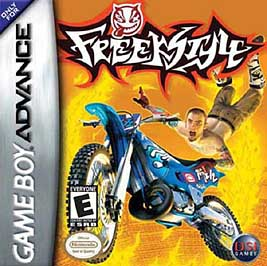 Freekstyle - GBA - Used