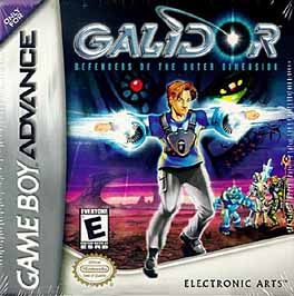 Galidor: Defenders of the Outer Dimension - GBA - Used