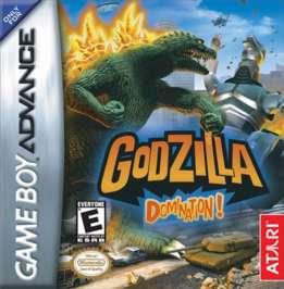 Godzilla - GBA - Used