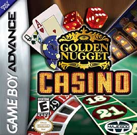 Golden Nugget Casino - GBA - Used