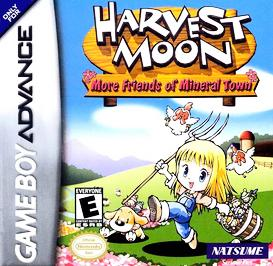 Harvest Moon: More Friends of Mineral Town - GBA - Used