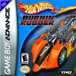 Hot Wheels: Burnin' Rubber - GBA - Used