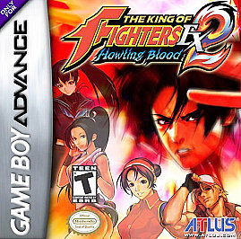 King of Fighters EX2: Howling Blood - GBA - Used