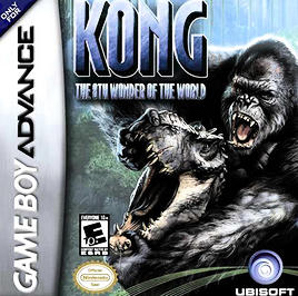 Kong: The 8th Wonder of the World - GBA - Used