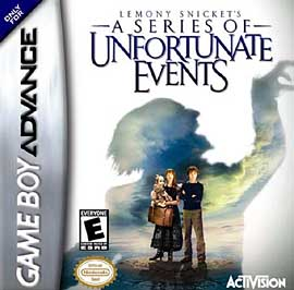 Lemony Snicket's A Series of Unfortunate Events - GBA - Used