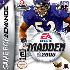 Madden NFL 2005 - GBA - Used
