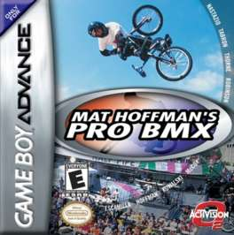 Mat Hoffman's Pro BMX - GBA - Used