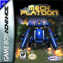 Mech Platoon - GBA - Used
