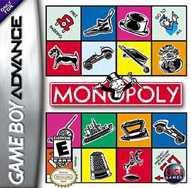 Monopoly - GBA - Used
