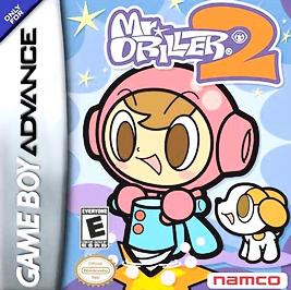 Mr. Driller 2 - GBA - Used