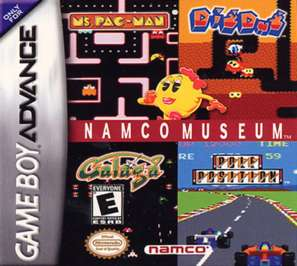 Namco Museum - GBA - Used