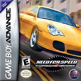 Need for Speed: Porsche Unleashed - GBA - Used