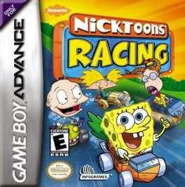 Nicktoons Racing - GBA - Used