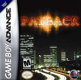 Payback - GBA - Used