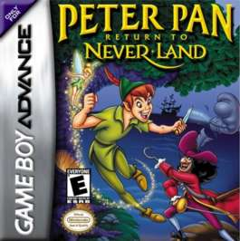 Peter Pan: Return to Neverland - GBA - Used