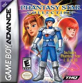 Phantasy Star Collection - GBA - Used
