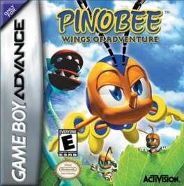 Pinobee: Wings of Adventure - GBA - Used