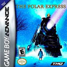 Polar Express - GBA - Used