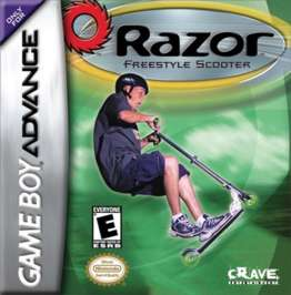 Razor Freestyle Scooter - GBA - Used