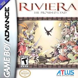 Riviera: The Promised Land - GBA - Used