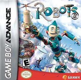 Robots - GBA - Used