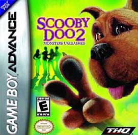 Scooby-Doo 2 Monsters Unleashed - GBA - Used