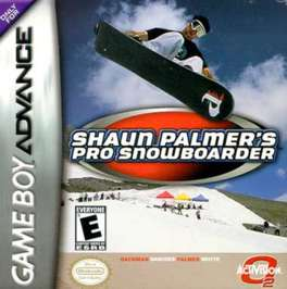 Shaun Palmer's Pro Snowboarder - GBA - Used