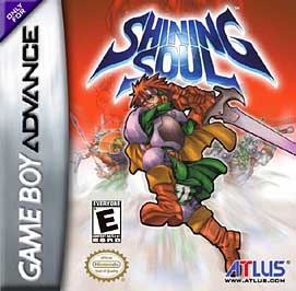 Shining Soul - GBA - Used